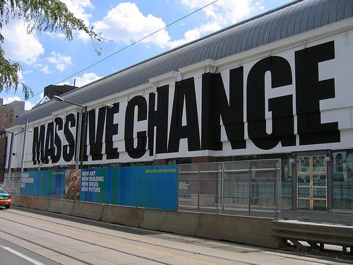 MASSIVE CHAMGE??