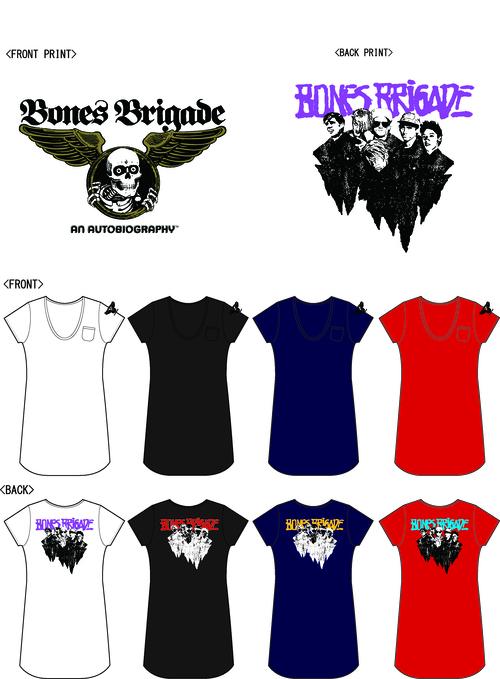 BONES BRIGADE×JM/4 Item Sale decision