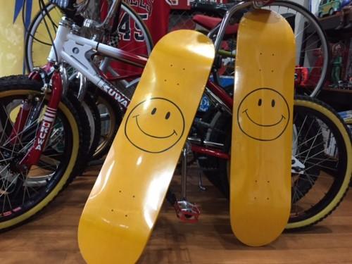 JM Skate Deck