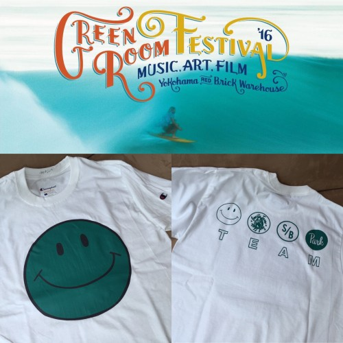 GREENROOM FESTIVAL '16